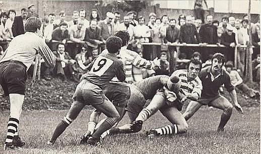 bort les orgues rugby